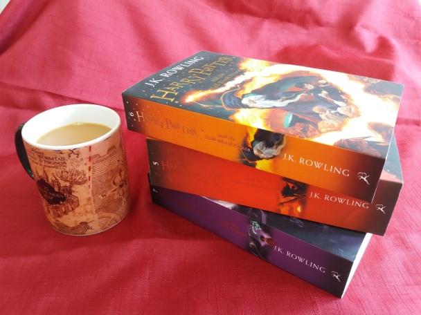 #HarryPotter #tea #BookClubforSpoonies #DuvetDwellersbookclub