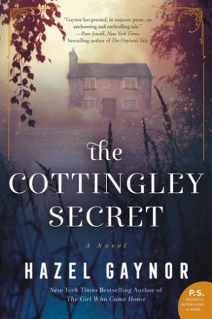 Cottingley Secret cover