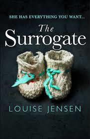 The Surrogate cover