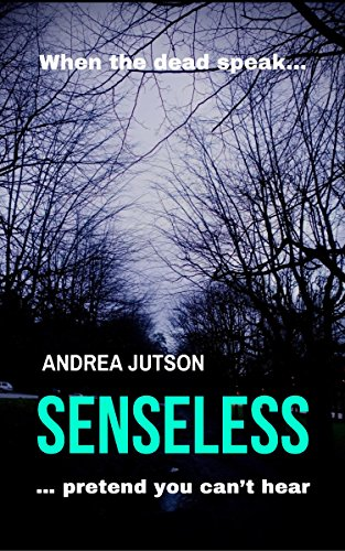Senseless by Andrea Jutson cover