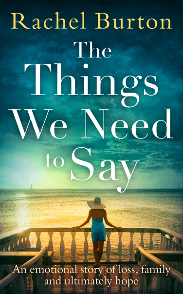 Book Review for The Things We Need to Say