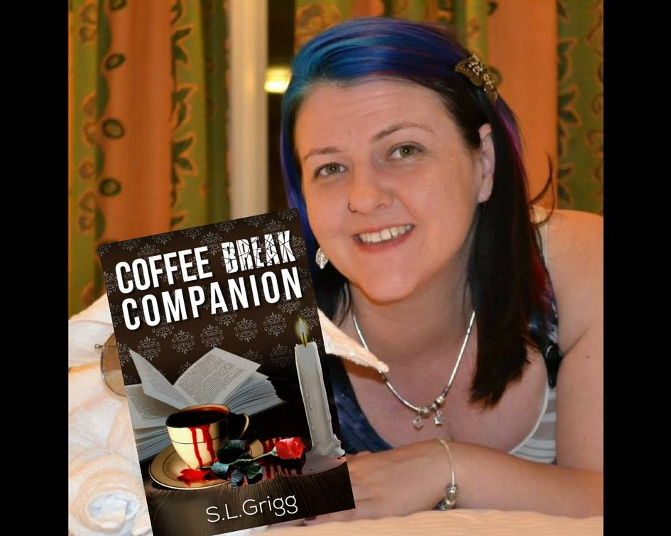 Meet the Author S J Grigg
