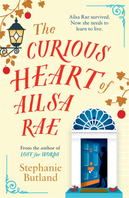 Book review for The Curious Heart of Ailsa Rae