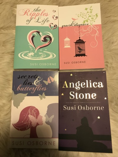 Giveaway Prize books