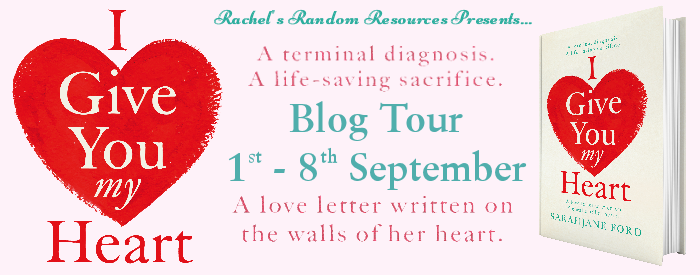 Blog Tour: I Give You My Heart