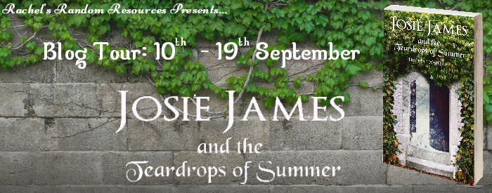 Book Review for Josie James and the Teardrops of Summer