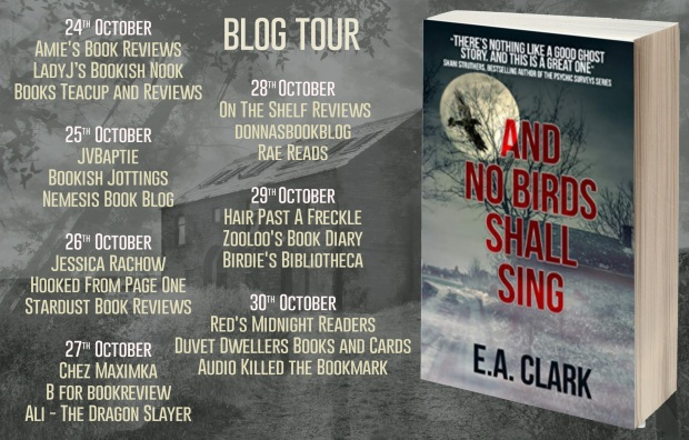 And No Birds Shall Sing Full Tour Banner