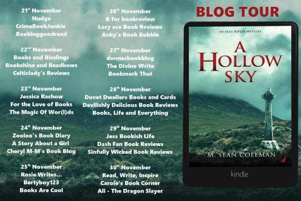 A Hollow Sky Full Tour Banner