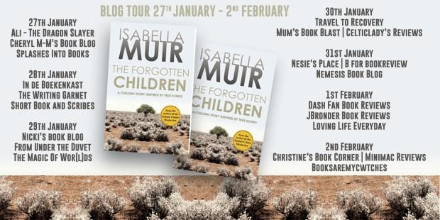 the forgotten children full tour banner