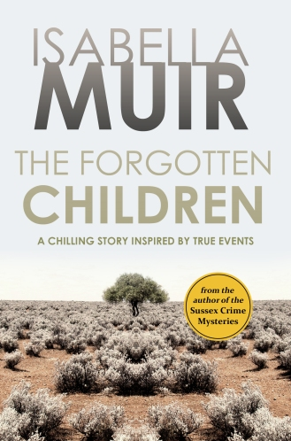 the forgotten children paperback front