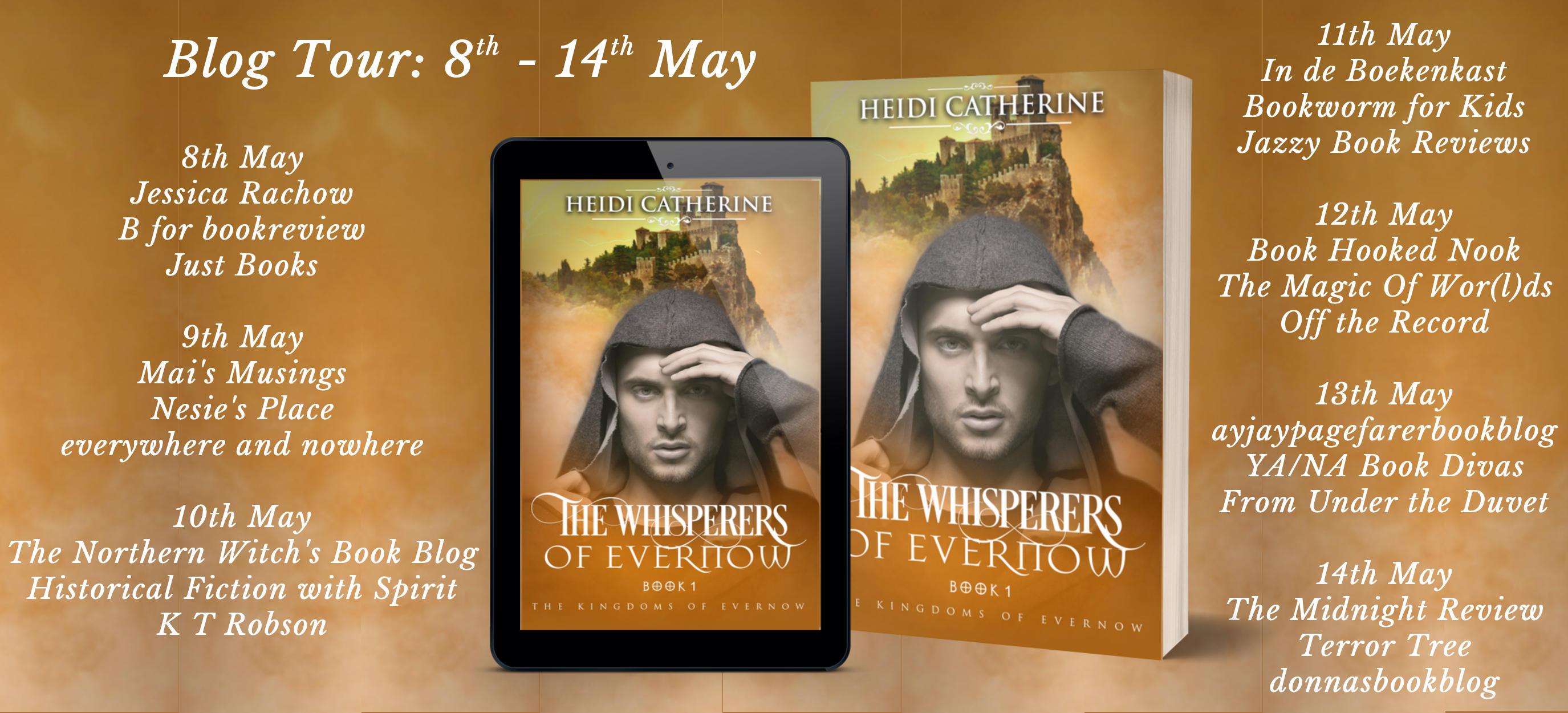 The Whisperers of Evernow Full Tour Banner