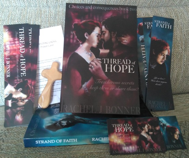 Thread of Hope Giveaway Prize