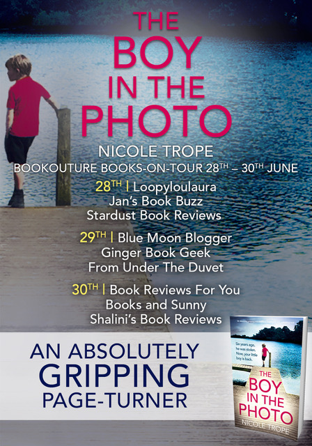 The Boy in the Photo - Blog Tour