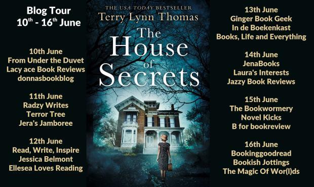The House of Secrets Full Tour Banner