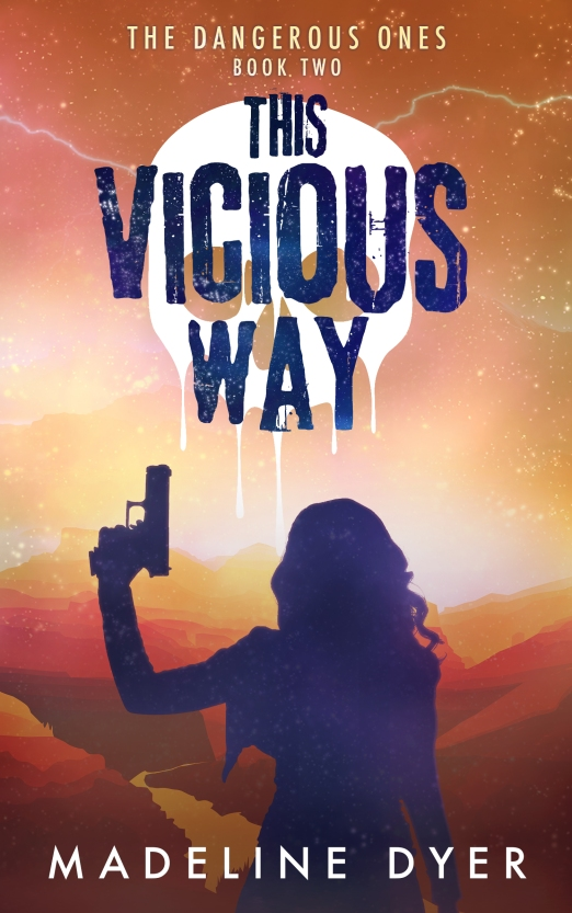 Cover reveal for This Vicious Way