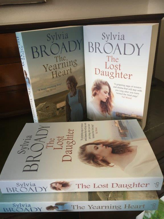 The Lost Daughter GIVEAWAY 3