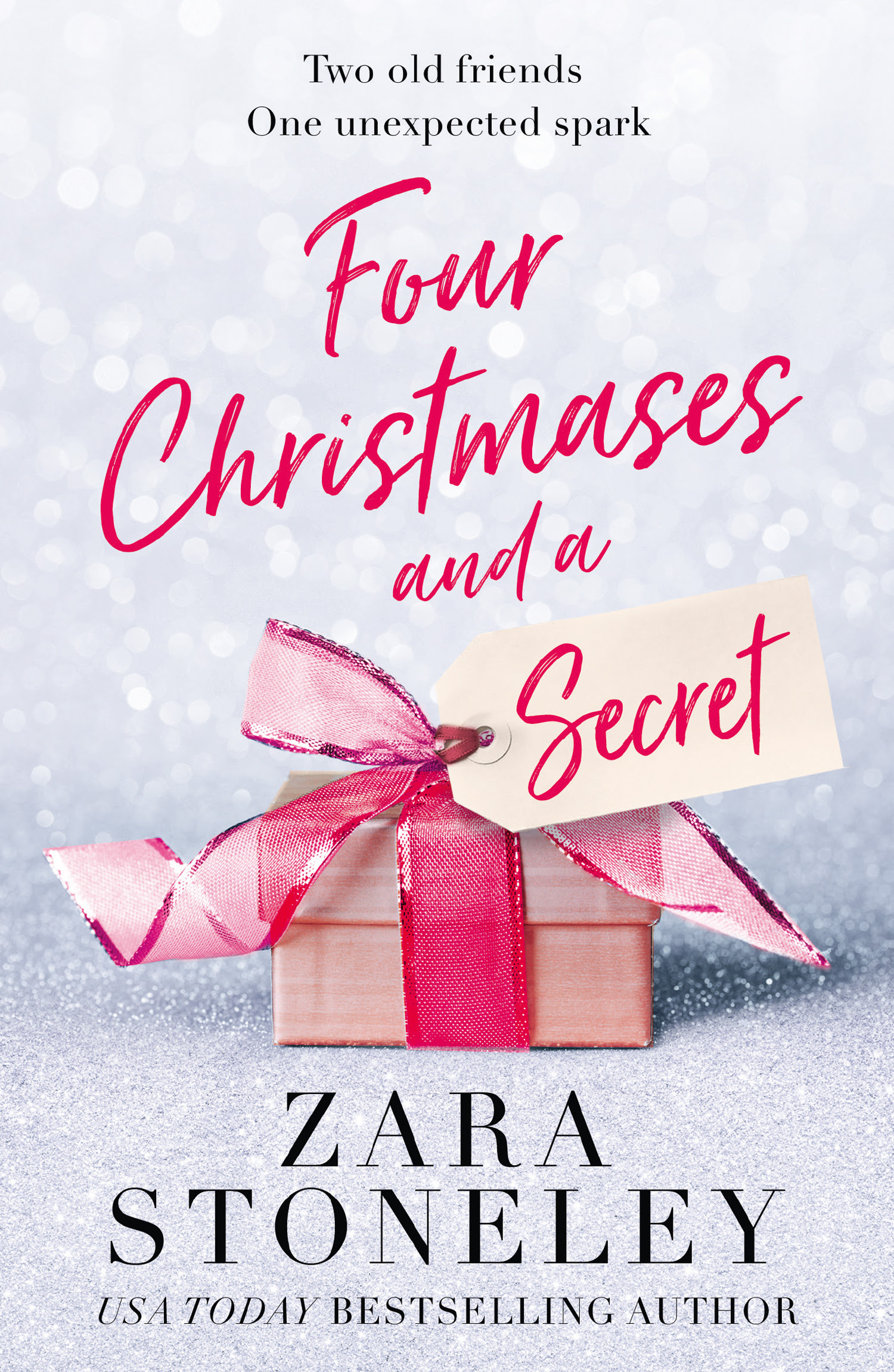 Four Christmases and a Secret Cover