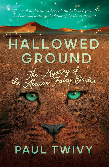 Hallowed Ground Front Cover