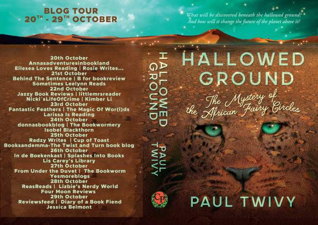 Hallowed Ground Full Tour Banner