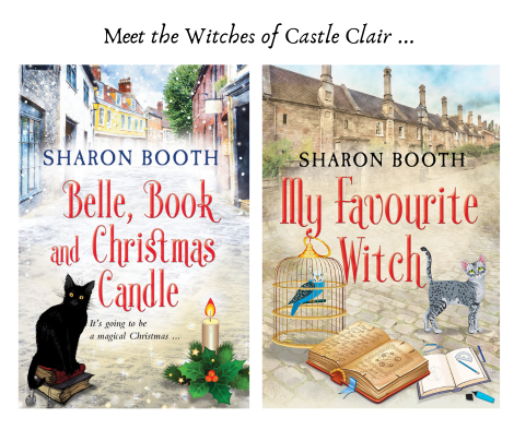 Meet the Witches of Castle Clair ...