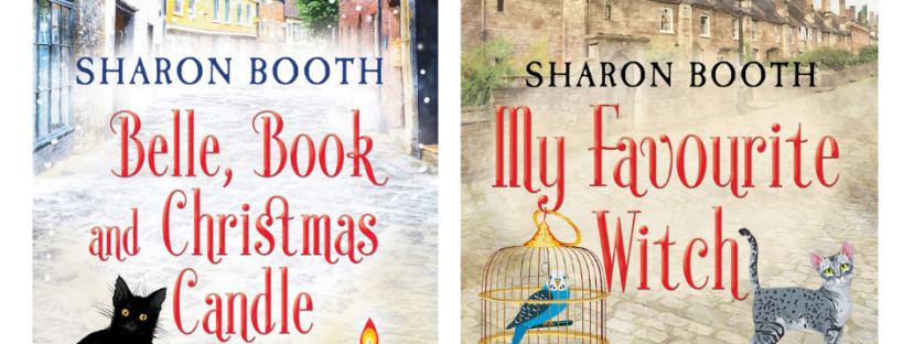 Meet the Author: Sharon Booth