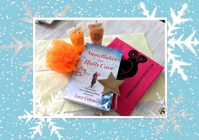 Mistletoe prize Rachel