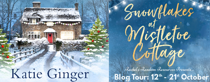 Book Review for Snowflakes at Mistletoe Cottage