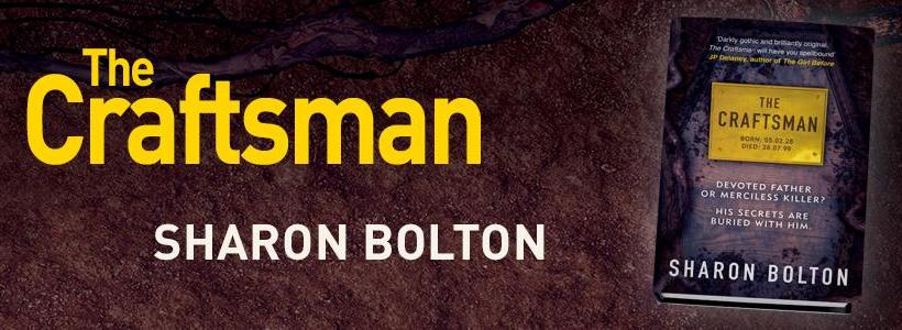 Book Review: The Craftsman by Sharon Bolton