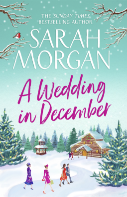 Sarah Morgan Wedding in Decenber