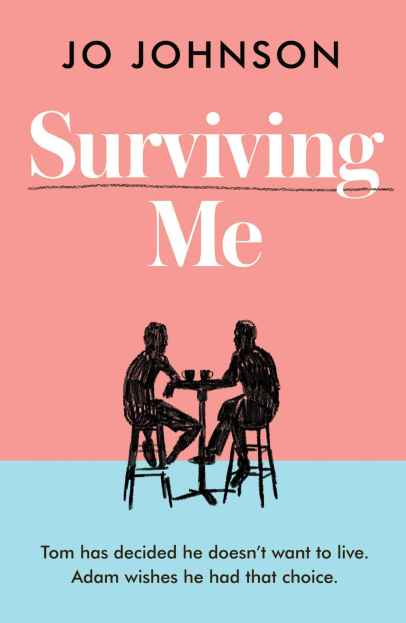 Surviving Me Cover
