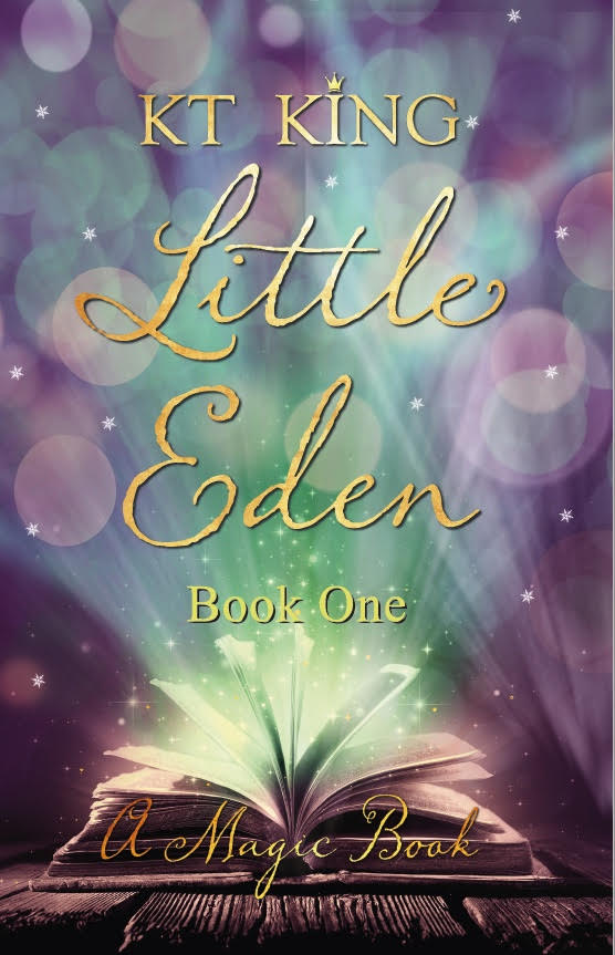 Little Eden Book 1 cover image