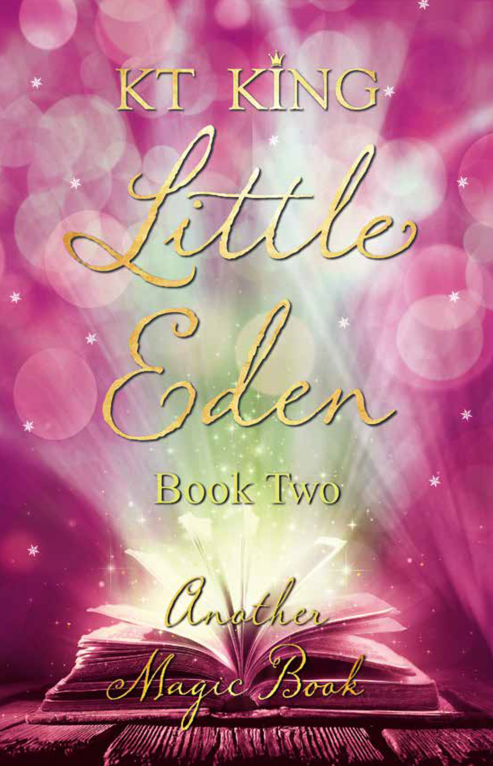 Little Eden Book 2 cover image