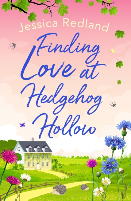 Finding Love at Hedgehog Hollow Cover