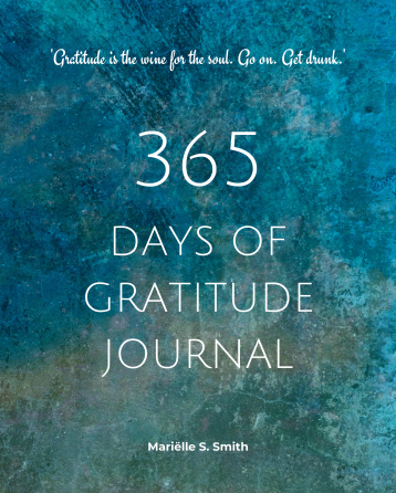 365 Days of Gratitude cover
