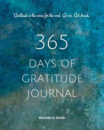 365 Days of Gratitude cover