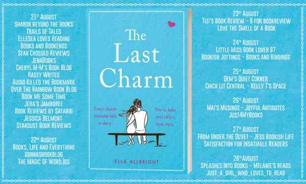 The Last Charm Full Tour Banner