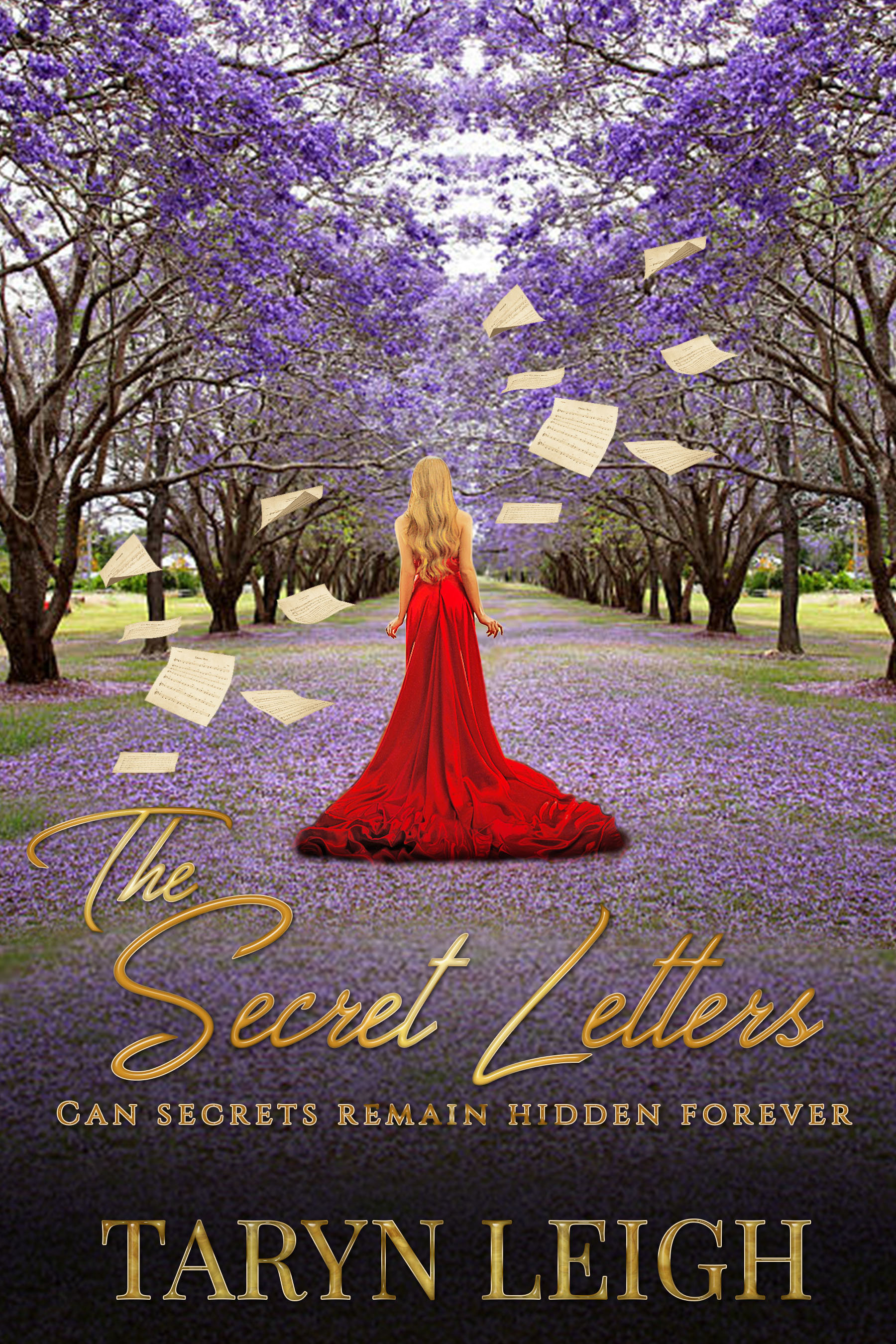The Secret Letters Cover