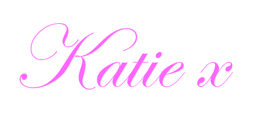 signature of Katie