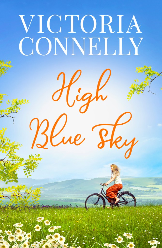 Book Cover for High Blue Sky by Victoria Connelly
